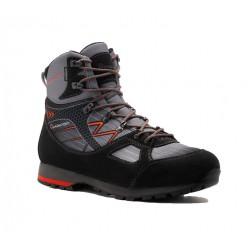 Garsport Zillertal WP man antracite/rosso pánské vysoké trekové nepromokavé boty 1