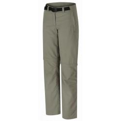 _Hannah Pirrey vetiver dámské lehké odepínací turistické outdoorové kalhoty změřeno