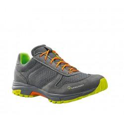 _Garsport Free Running antracite pánské nízké prodyšné běžecké a turistické boty změřeno