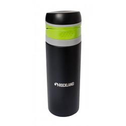 Rockland Luna Thermal mug 400 ml černý termo hrnek s pítkem 1