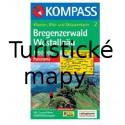 Turistické mapy Německa