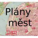 Plány měst ČR