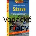 Vodácké mapy ČR