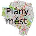 Plány miest