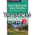 Turistické mapy Francie